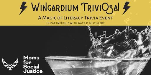 Wingardium TriviOsa: A Magic of Literacy Event