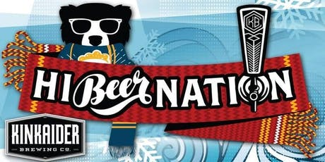 HiBeerNation Winter Beer Fest tickets