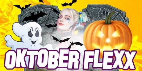 Oktober Flexx tickets