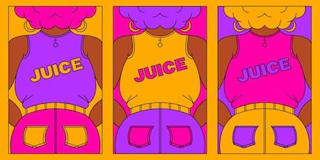 Juice: The After Party w/Sophia Eris (Lizzo's DJ) + Cquestt tickets