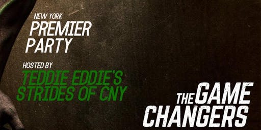 Game Changers - NY Premier Party