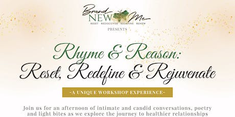 Brand New Me presents: Rhyme & Reason tickets