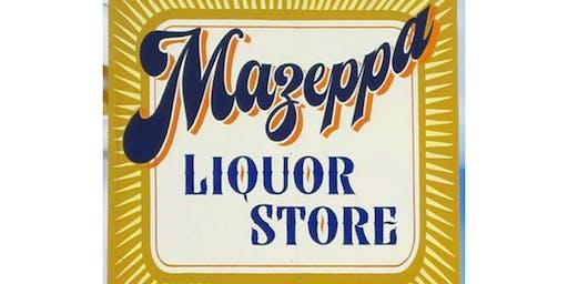 Thunder Rose at Mazeppa Liquor Store