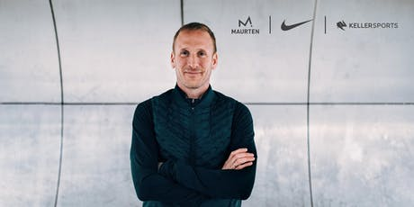Nike x Maurten: Nutrition Workshop & Run mit Jan Fitschen Tickets