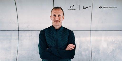 Nike x Maurten: Workshop & Run mit Jan Fitschen