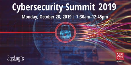 Cybersecurity Summit 2019 & Meet the Security Organizations tickets