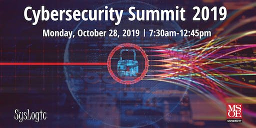 Cybersecurity Summit 2019 & Meet the Security Organizations