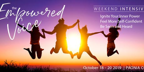 Empowered Voice Weekend Intensive – Paonia CO tickets