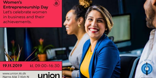 Women's Entrepreneurship Day hosted by Céline Faty