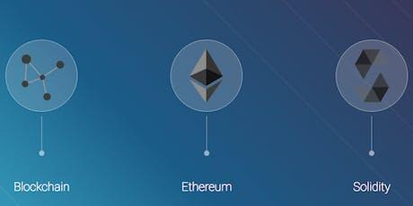 Corso di programmazione con Ethereum - ottobre 2019 biglietti