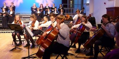 Senior Ensembles Concert