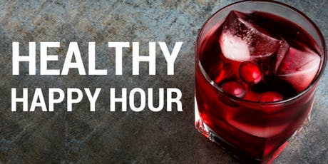 Healthy Happy Hour at the Harbor Steps tickets