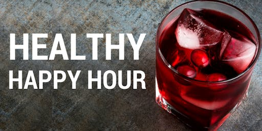 Healthy Happy Hour at the Harbor Steps