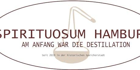 Eröffnungsparty Spirituosum Museum Hamburg Tickets