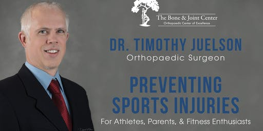DOC TALK: Preventing Sports Injuries w/ Dr. Timothy Juelson