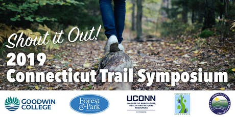 SHOUT IT OUT - 2019 CT Trail Symposium tickets