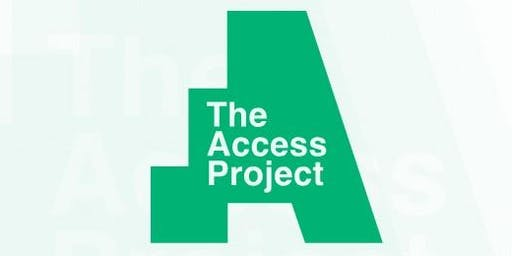 Birmingham Volunteer Tutor Training -The Access Project Weds 16th Oct, 5pm