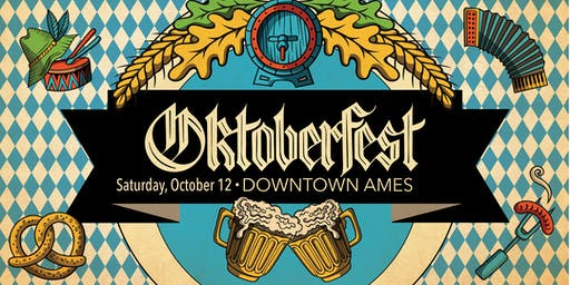 Downtown Ames Oktoberfest 2019