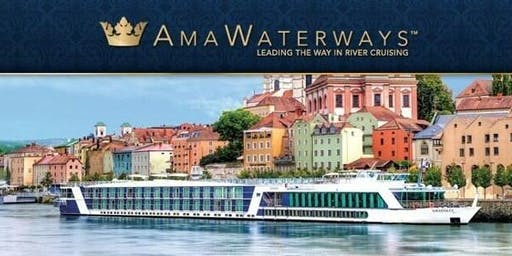 AMAWaterways River Cruise Night