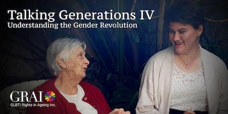 Talking Generations: Understanding the Gender Revolution tickets