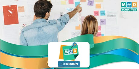 M@D - Job Design session! biglietti