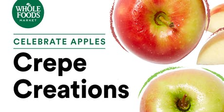 Celebrate Apples: Crepe Creations tickets
