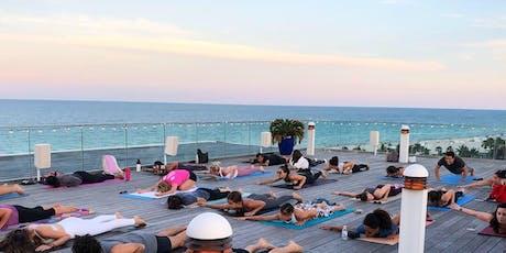 R&B + CBD yoga class by Buddha Grove tickets