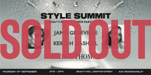 STYLE SUMMIT:  Jamie Genevieve & Keilidh Cashell Girls Night In