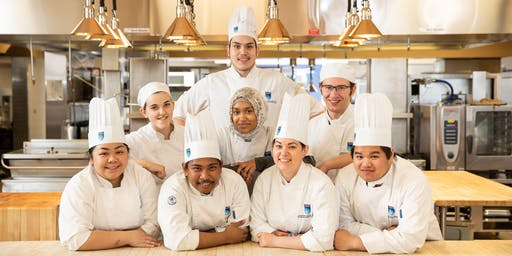 NAIT Culinary Team Luncheon