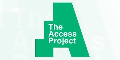 Birmingham Volunteer Tutor Training -The Access Project Thurs 24th Oct, 5pm