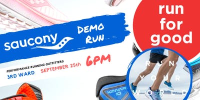 Fun Run MKE with Saucony and Shake Shack - InStep Third Ward