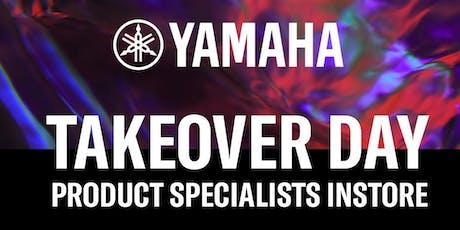 Yamaha Takeover - PMT Birmingham tickets