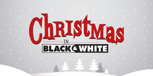 Christmas in Black & White