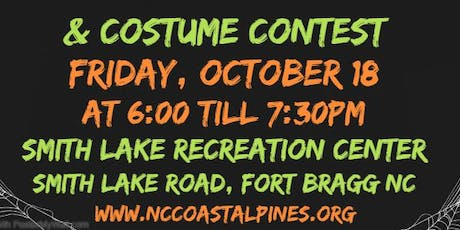 Trunk Or Treat and Costume Contest tickets