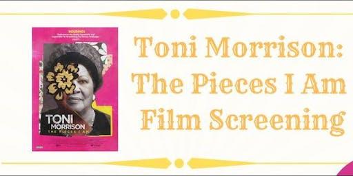 Toni Morrison: The Pieces I Am Film Screening