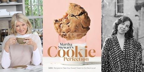 Martha Stewart presents Cookie Perfection w/ Carla Lalli Music tickets