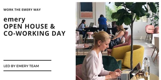 Open House  and Opening Co-Working Day!