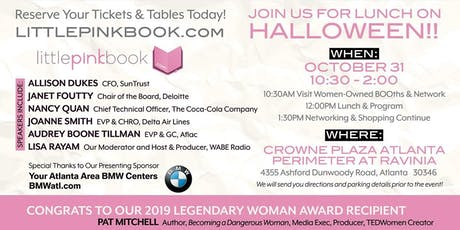 PINK's Top Women in Business Lunch Event, Career Leadership/Success Oct 31 tickets