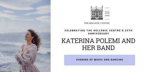 Katerina Polemi and her band tickets