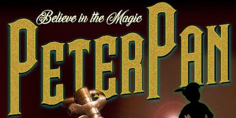 Haggard Theatre - Peter Pan 11.20 tickets