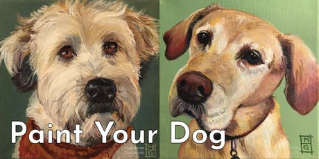 Paint Your Dog tickets