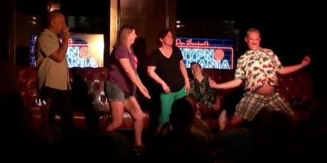 FREE VIP Tickets: Don Barnhart's Hypnomania Comedy Hypnosis Show tickets