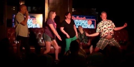 FREE VIP Tickets: Don Barnhart's Hypnomania Comedy Hypnosis Show