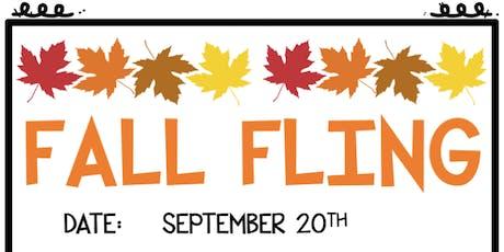 Woodland Fall Fling Dance tickets
