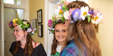 Floral Crown Workshop tickets