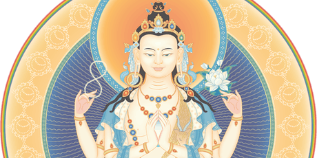 Buddha of Compassion: Post Fall Festival Retreat tickets