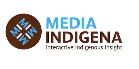 LitFest Presents AuthorPods: MEDIA INDIGENA Live tickets