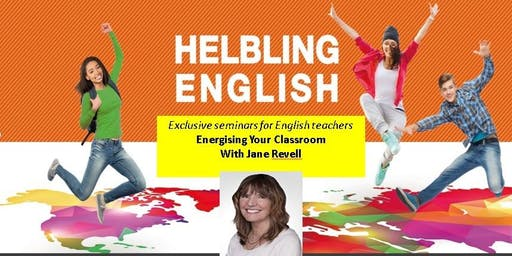 Energising Your Classroom-with Jane revell