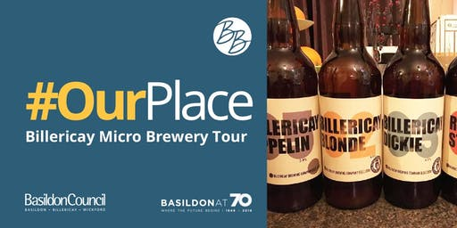 Billericay brewery tour - a refreshing conversation
