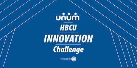 HBCUnum Innovation Challenge tickets